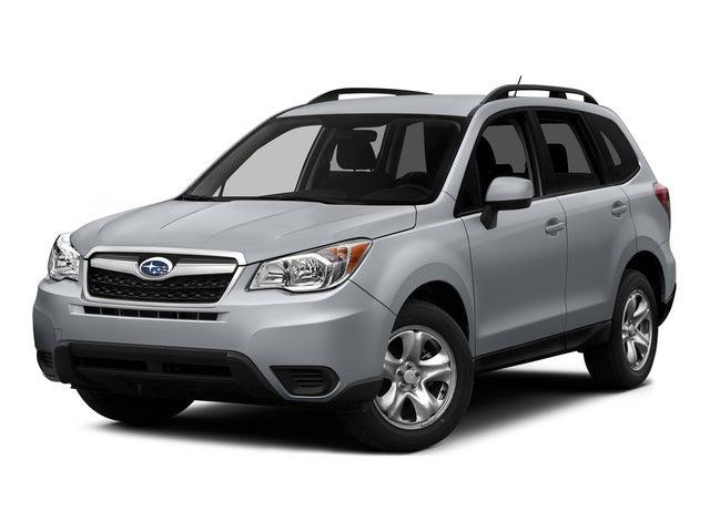 2015 Subaru Forester 2.5i in Longmont, CO | Denver Subaru Forester