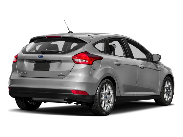 2017 Ford Focus Se In Longmont Co Valley Nissan