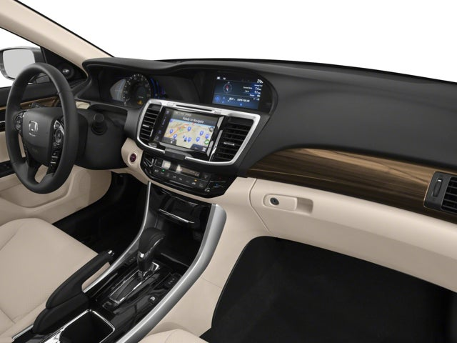2017 Honda Accord Hybrid Touring In Longmont Co Valley Nissan