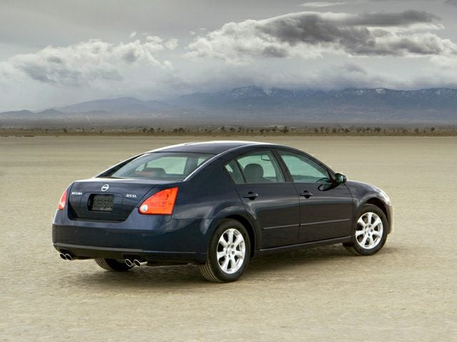 2008 Nissan Maxima 3.5 SE In Longmont, CO   Valley Nissan