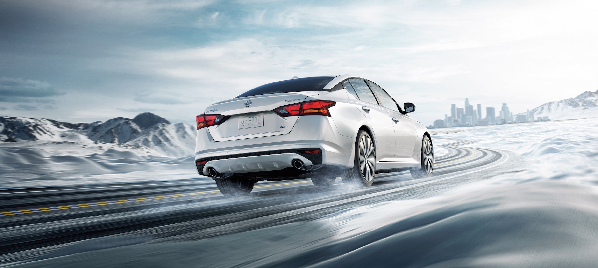 The All Wheel Drive Nissan Altima - Valley Nissan Blog
