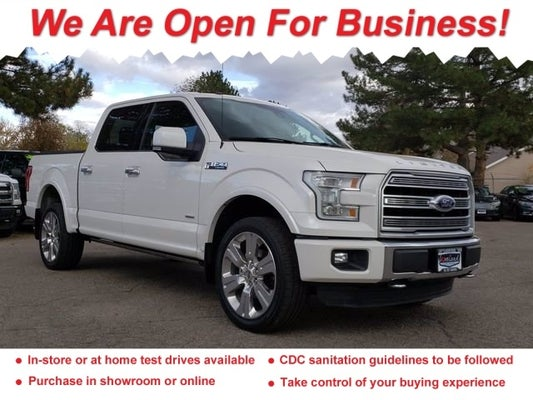 2016 Ford F 150 Limited
