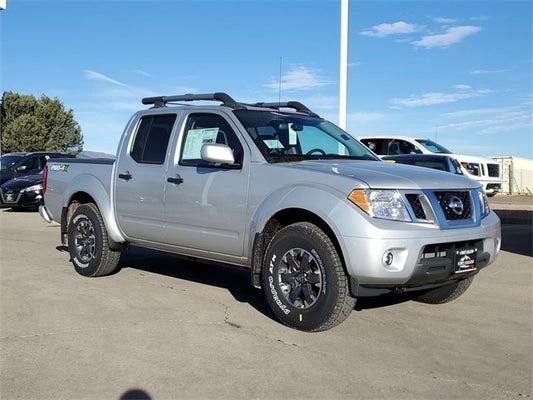 2020 Nissan Frontier For Sale Longmont Co Boulder Ln719662