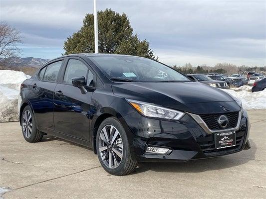 2020 Nissan Versa For Sale Longmont Co Boulder Ll834043